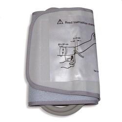 Brassard standard souple pour tensiomètre électronique - 1 sortie - sans raccord