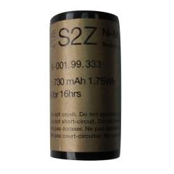 Batterie rechargeable Nimh S2Z (2,5V)