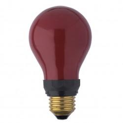 Lampe E27 230V 15W ROUGE