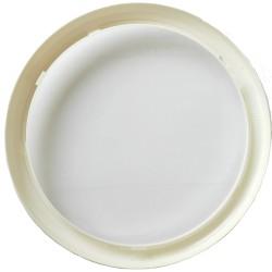 Cercle blanc + Plexiglass pour SECA 761