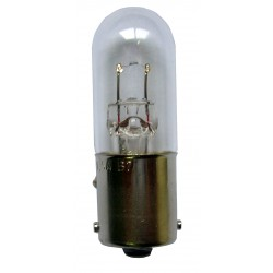 Lampe Ba15s 3V 1,5A