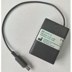 Bloc de batterie de rechange pour lampe frontale LED