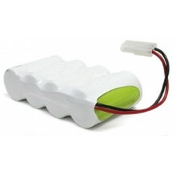 Batterie rechargeable NiCd 4,8V